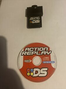 action replay dsi and Action Replay DS Disk