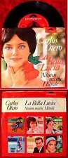 Single Carlos Otero: la bella Lucia (Polydor 52 487) D