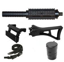 Tactical Barrel+Stock+Sling+TacCap Fits Tippmann A5  all models