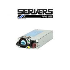 HP 500W PSU 720478-B21 754377-001 Gen9 Flex Slot Platinum Hot-Plug
