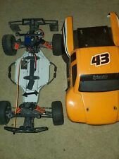 Used HPi BLITZ Rc Car Sct Offer W/body