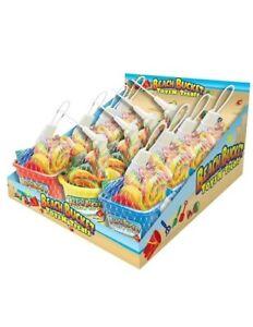 Beach Bucket Toys N' Treats Candy and Toys
