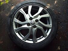 Toyota Yaris Mk3 2011-2018 R16 16x6J ET51 inch Alloy Wheel RIM stock 12