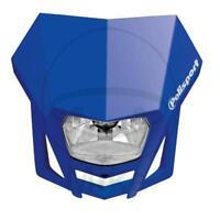 Polisport Scheinwerfer Maske LMX blau 98 8657600005