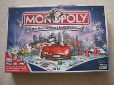 Monopoly The Here & Now Limited Edition Parker 8+Yrs Family Board Game