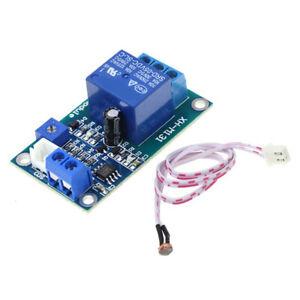 DC5/12V Light Control Switch Photoresistor Relay Module XH-M131 Detection.Se _ZH
