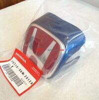 Genuine Honda 01-04 Integra Type R DC5 Front  Red H Badge B507P-BLUE