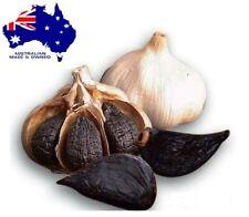 BLACK GARLIC 100% Natural Grown Superfood - 50g-1kg Peeled Cloves-FREE SHIPPING
