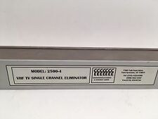 Communications & Energy Corp 2500-4 VHF Single Channel Eliminator (Channel 4)
