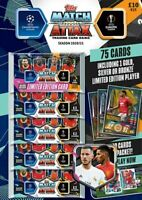 Topps Match Attax 20/21 - Collector Mega Multi-Pack 75 Cards + Limited Rashford