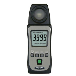 Tenmars TM-213 Pocket Size UVA UVB UVAB Radiation Light Meter 290~390nm