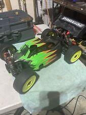 Sworks Racing 1/8 4Wd Nitro Buggy - Track punisher !