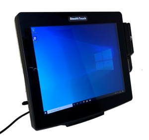 """Pioneer StealthTouch M7 17"""" Touchscreen AIO Epos System i3 2.4ghz 8gb 120gb"""