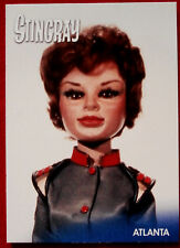 STINGRAY - ATLANTA SHORE - Card #46 - Gerry Anderson Collection - Unstoppable