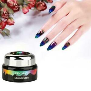 VINIMAY Color Changing Nail Polish 12colors Nail Art Thermochromic Liquid N F5R7