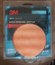 3M 39014 4-Step Headlight Lens Renewal Kit