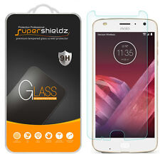 Supershieldz Tempered Glass Screen Protector Saver For Motorola Moto Z2 Play