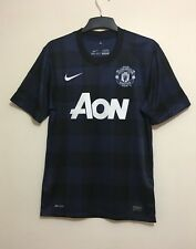 NIKE Dri-Fit Manchester United Van Persie #20 Football Shirt Soccer Top Size S