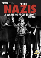 DVD:NAZIS - THE - A WARNING FROM HISTORY - NEW Region 2 UK