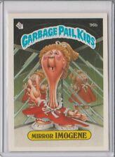 1986 GARBAGE PAIL KIDS #96B 'MIRROR IMOGENE'
