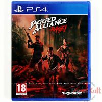 Jeu Jagged Alliance : Rage ! [VF] sur PlayStation 4 / PS4 NEUF sous Blister