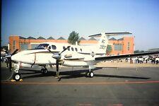2/269 Beechcraft C-12 Huron United States Navy 3837 Kodachrome SLIDE