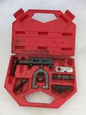 MAC TOOLS FT-158 Double Flaring Tool Kit Set with case