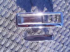 Triumph Stag MK1 MK2 Re-Chromed Soft Top Realise Handle Real Nice