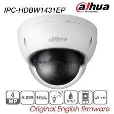 Dahua 4MP Dome IP Security Camera 3.6mm H.265 POE IR IP67 IK10 WDR IPC-HDBW1431E