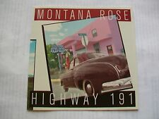 Highway 191 by Montana Rose (CD, 1994, Cowboy Heaven Records)