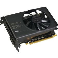 EVGA GeForce GTX 750Ti  2GB GDDR5 Graphic Card - 02G-P4-3753-KR