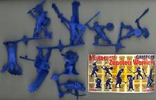 Chintoys 1/32 MIXTECS and ZAPOTECS (AZTECS) WARRIORS Figure Set