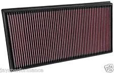 Kn filtre à air (33-3033) pour mercedes benz v-classe/vito (447) 2.1 d 2014 - 2016