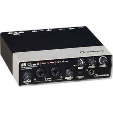**BRAND NEW** Steinberg UR22 MKII USB Audio Interface with Cubase AI UR-22