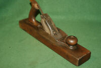 NICE USER Antique Vintage Stanley Rule & Level Transitional Jack Plane Inv#AM04