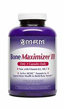 MRM Bone Maximizer III 150 Capsules Free Shipping