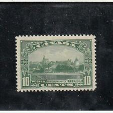 CANADA (MK5161) # 215  VF-MNH  10cts  WINDSOR CASTLE / GREEN  CAT VALUE $18