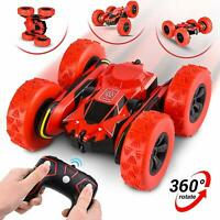 Abco Tech Remote Control RC Stunt Car Toy Monster Truck Buggy 360° Flip 12 km/hr