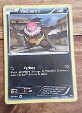 Carte Pokémon VOSTOURNO PV 60 73/108 Noir & Blanc Explorateurs Obscurs VF