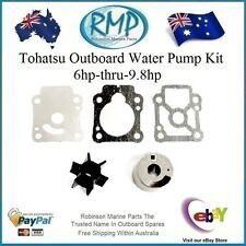 1 x New RMP Tohatsu Outboard Water Pump Kit 6hp-thru-9.8hp # R 3B2-87322-0