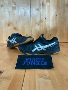 ASICS GEL UP COURT GS Youth Size 5 Shoes Sneakers Black C413N