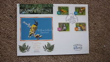 AUSTRALIAN FDC ALPHA STAMP ISSUE FIRST DAY COVER, 2003 NATURE OF AUST, SUNBIRD