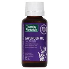 Thursday Plantation Lavender Oil 100 Pure 50ml