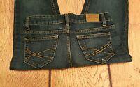 Aeropostale Women's Junior's Denim Blue Jeans Bayla Skinny Size 0