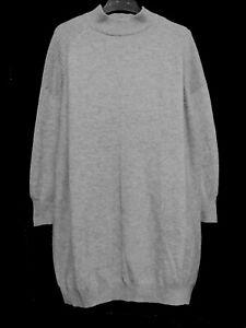 KBF Grey Sweater Dress