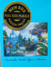 .PUZZLE..JIGSAW..DISNEY.....Cinderella Wishes Upon A Dream....750pc...Sealed