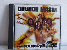 CD ALBUM DOUDOU MASTA Mastamorphoze 301506 2
