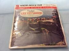 View-Master, 21 Stereo Pictures, United States Travel, Rock City Gardens, Tennes