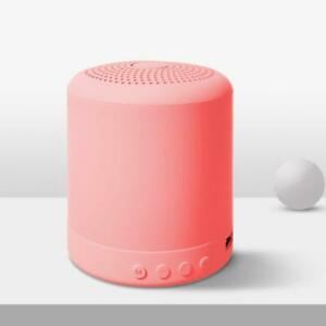 Four Colors Wireless Bluetooth 4.0 Speaker Music Subwoofer Stereo HIFI FM AUX US