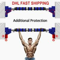 Doorway Pull Up Bar Adjustable Width Exercise Bar NO Screw NO Drilling Fitness